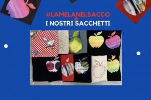 #LAMELANELSACCO I NOSTRI SACCHETTI